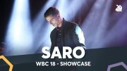 SARO | World Beatbox Loopstation Champion 2018 | WBC X FPDC