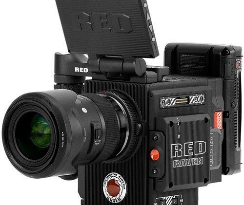 RED Camera 8K