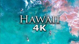 4k Hawaii Drone Footage