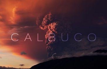 CALBUCO | 4K/UHD volcanic eruption