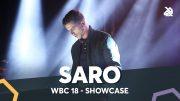 SARO | World Beatbox Loopstation Champion 2018 | WBC X FPDC